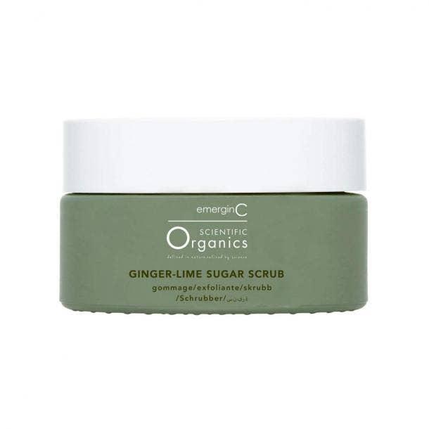 EmerginC Ginger Lime Sugar Scrub