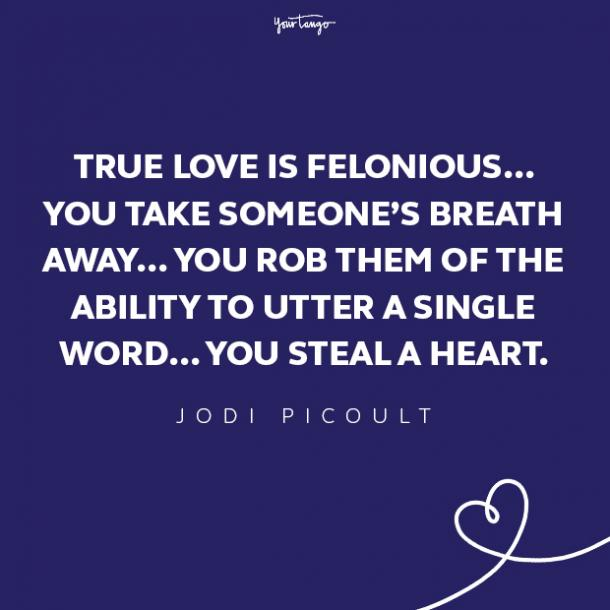 jodi picoult love quote