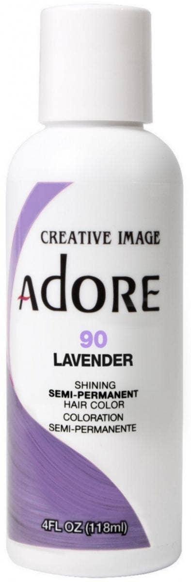 Creative Image Adore Semi-Permanent Hair Color in Lavender