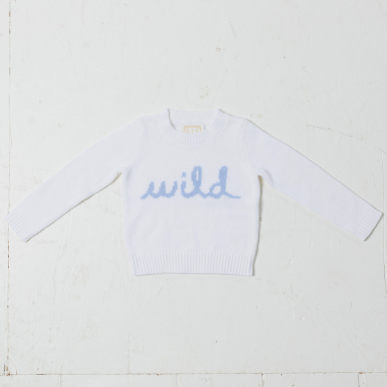 Sail to Sable Wild Intarsia Sweater