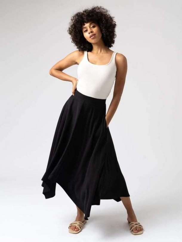Saint + Sofia Noho Skirt