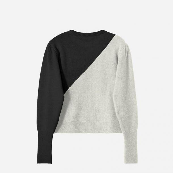 Vida Colorblock Sweater
