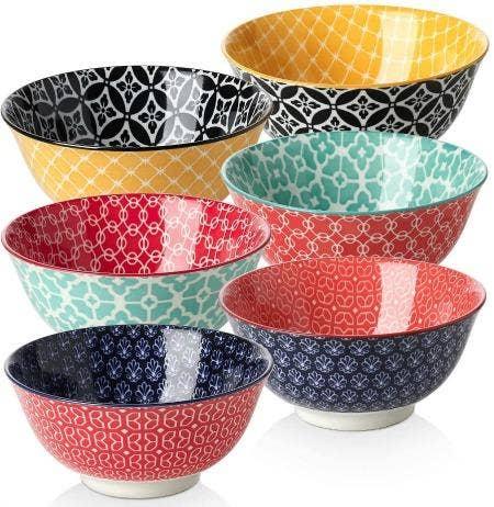 DOWAN Porcelain Bowls