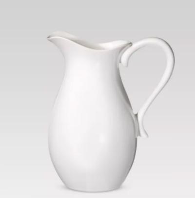Threshold 2.5L Porcelain Pitcher