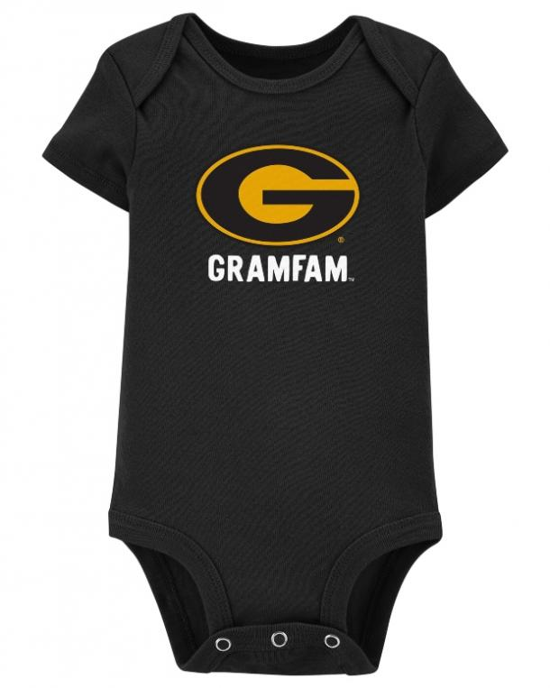 Carters HBCU collection Grambling State shirt