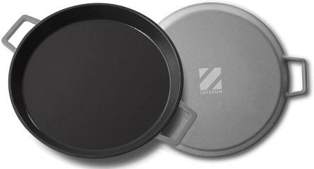 "Geoffrey Zakarian 13"" Non-Stick Cast Iron Frying Pan"