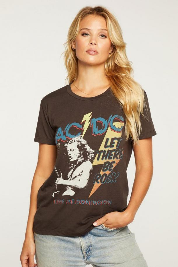 Chaser ACDC Vintage Tee