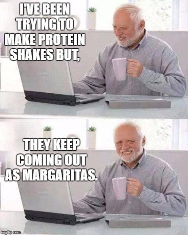 margarita pun