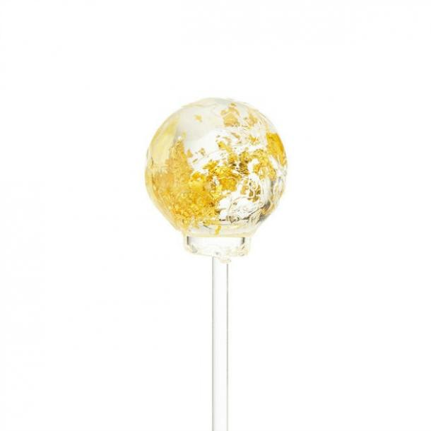 Edible Gold Lollipops