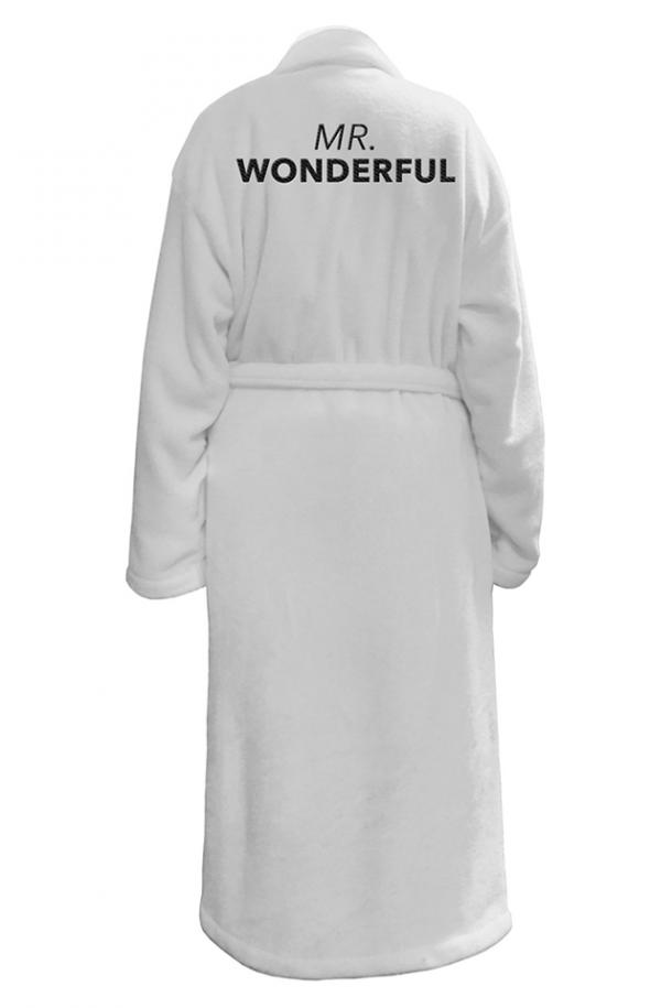Los Angeles Trading Co. 'Mr. Wonderful' Robe