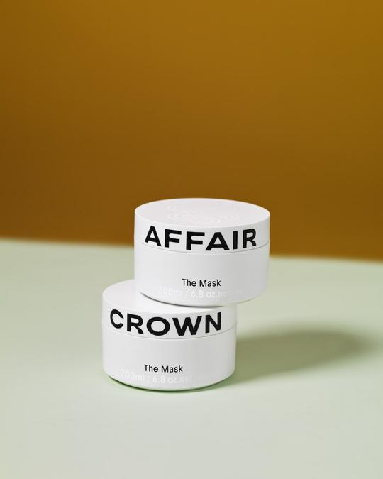 Crown Affair Renewal Mask