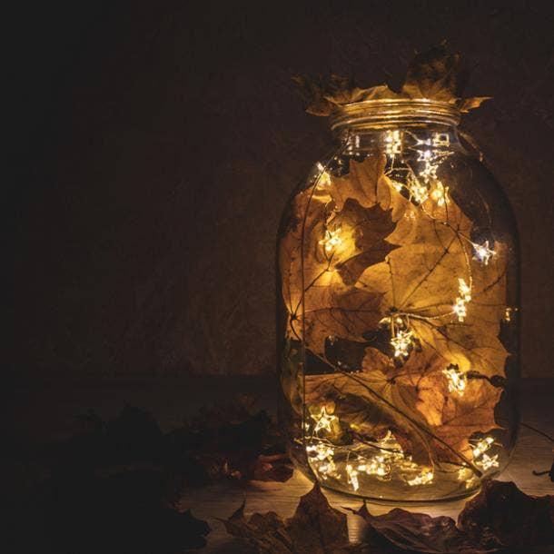 halloween wedding ideas masons jars