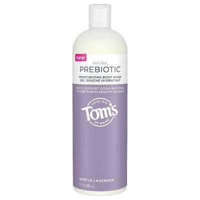 Tom's of Maine Prebiotic Natural Body Wash in Lavender