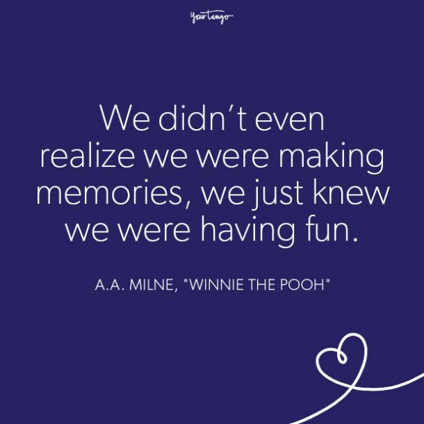 A.A. Milne brother quote sister quote national siblings day
