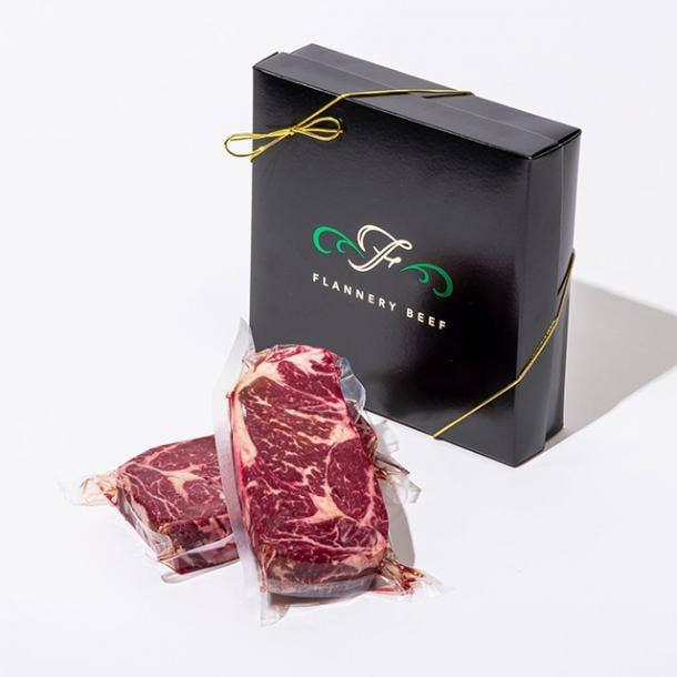 California Reserve Ribeye Steaks Gift Box