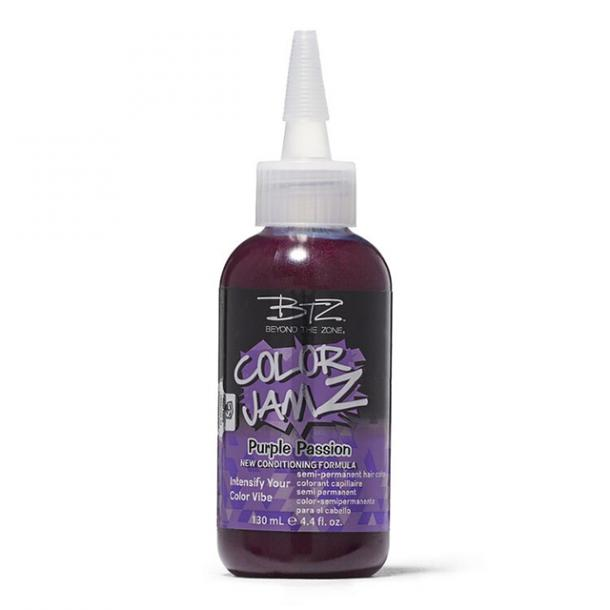 Beyond the Zone Semi-Permanent Hair Color in Purple Passion