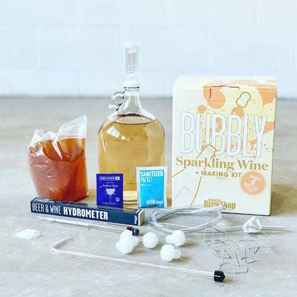 Sparkling Wine Kit