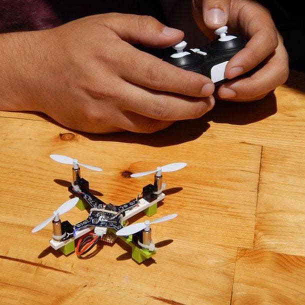 Mini LEGO Drone Kit