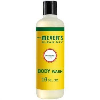 Mrs. Meyer's Clean Day Body Wash in Honeysuckle