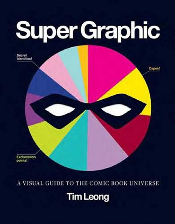 A Visual Guide to the Comic Book Universe'