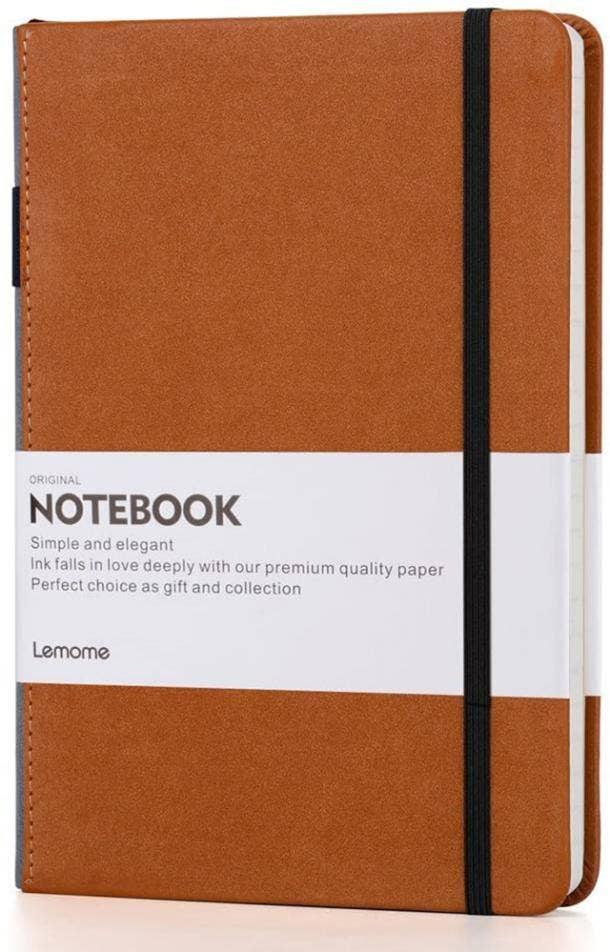 Lemome Thick Moleskine Notebook