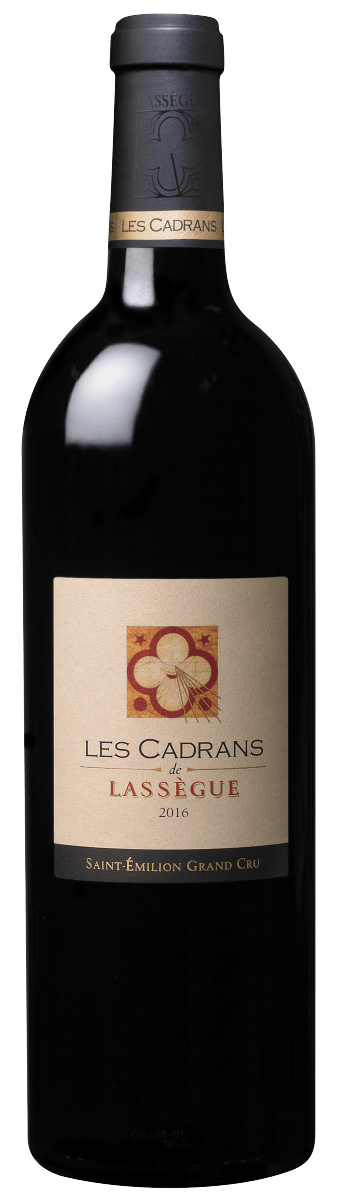 Chateau Lassegue Les Cadrans de Lassegue Grand Cru 2016