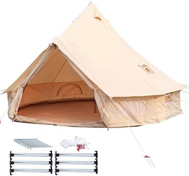 Happybuy Bell Tent