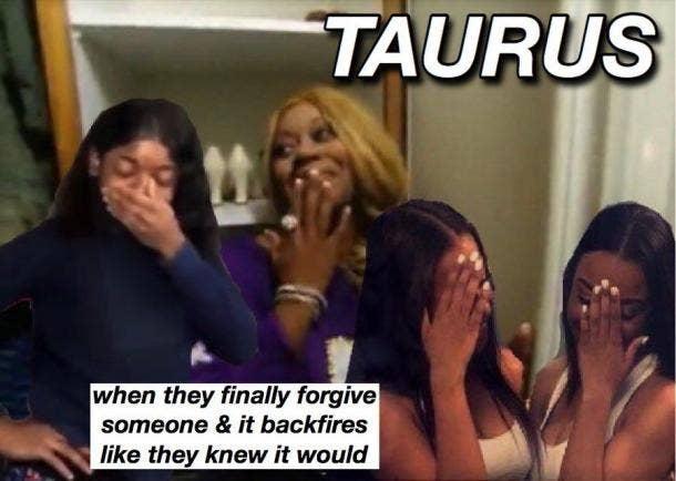 Best Taurus Memes