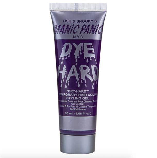 Manic Panic Purple Haze Dye Hard Gel