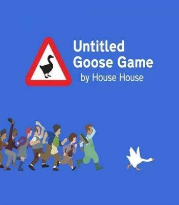 Untitled Goose Game Nintendo Switch