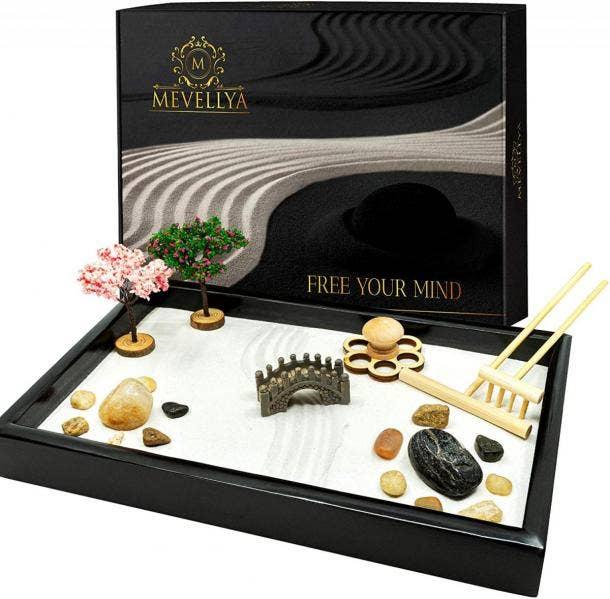 Mevellya Zen Garden Kit