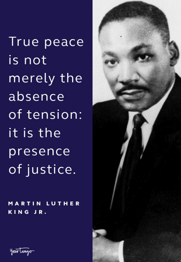 mlk jr quote on justice