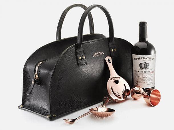 Billykirk No. 552 Cooper & Thief Bartender Bag