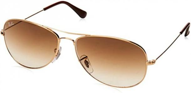 Ray Ban Aviator Non-Polarized Sunglasses
