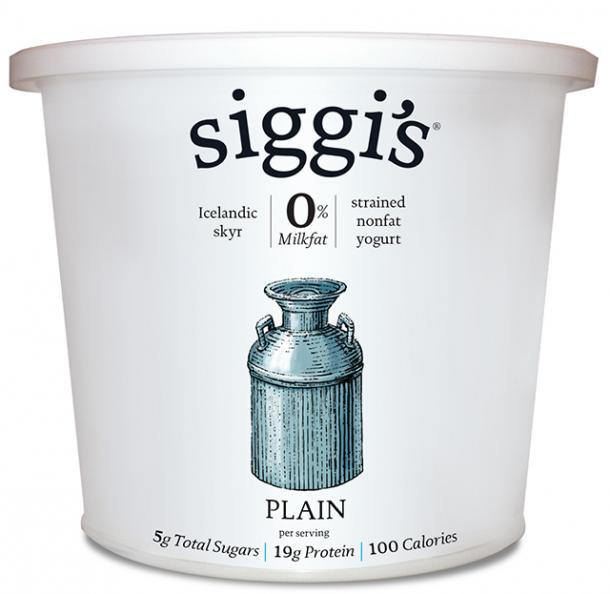 Siggi's Skyr Plain Icelandic Style Yogurt