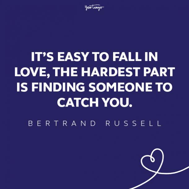 bertrand russel love quote