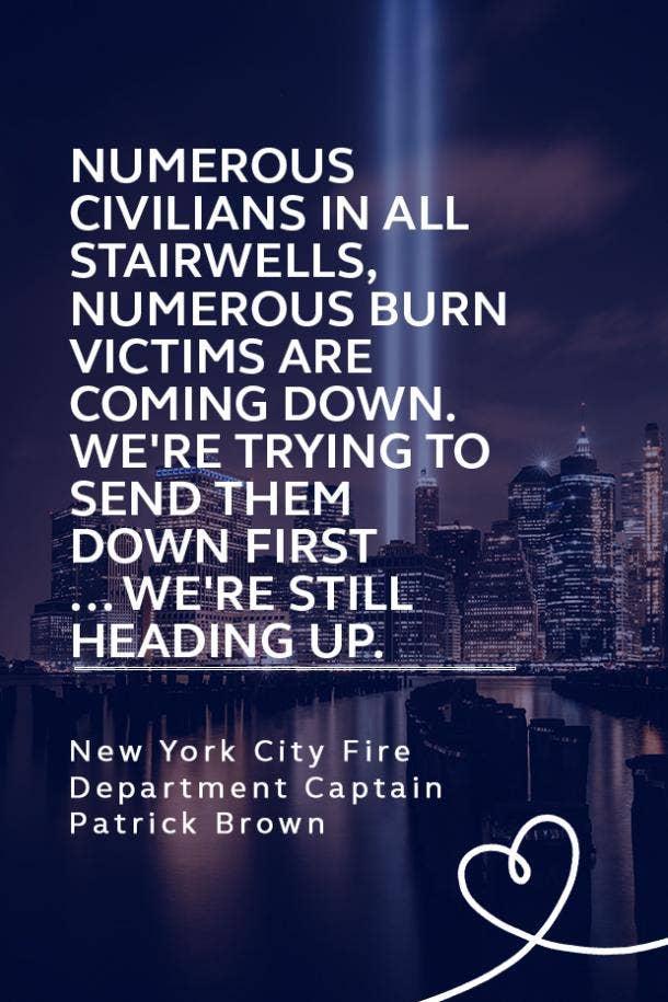 9/11 Quotes