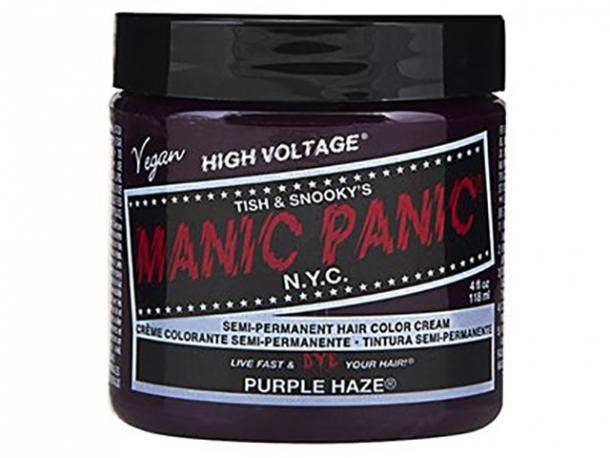 Manic Panic Purple Haze Semi-Permanent Cream Hair Color