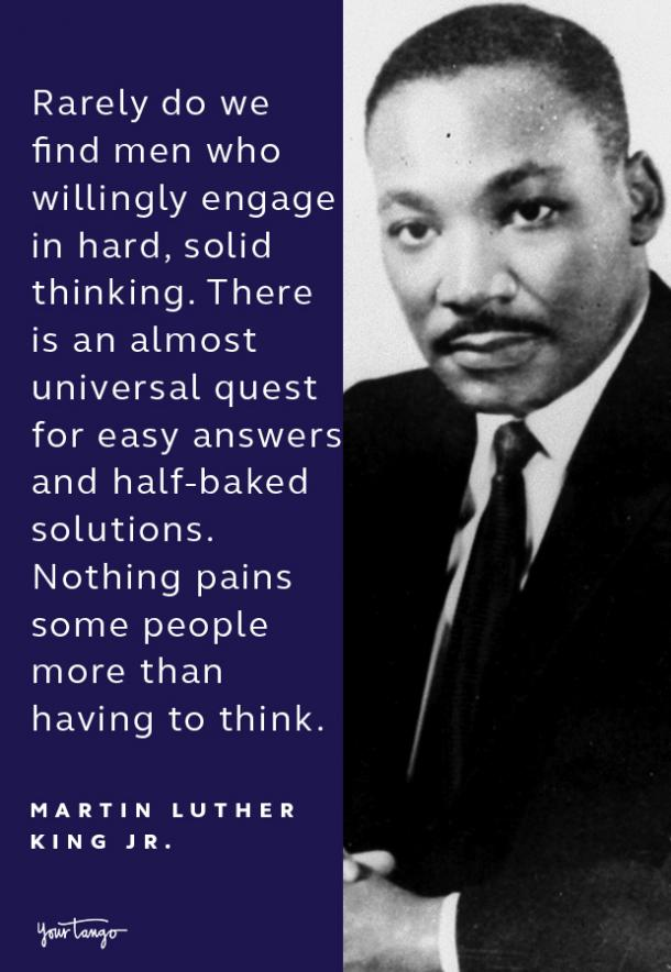mlk quote on education
