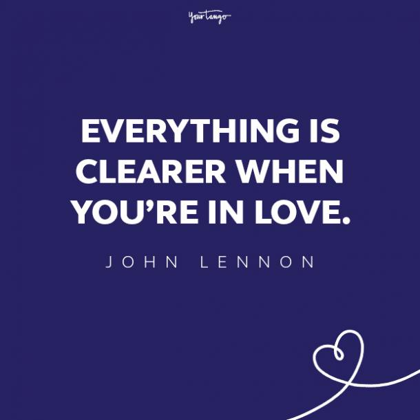 john lennon love quote