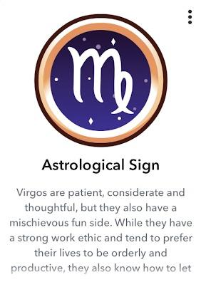 snapchat Astrology Compatibility Charm