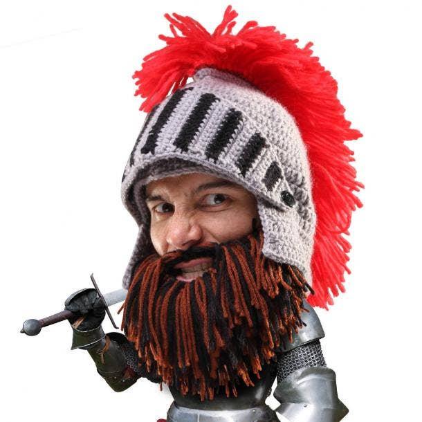 BeardHead Knight Helmet