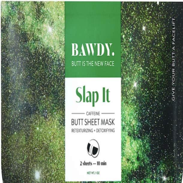 Bawdy Slap It Butt Sheet Mask
