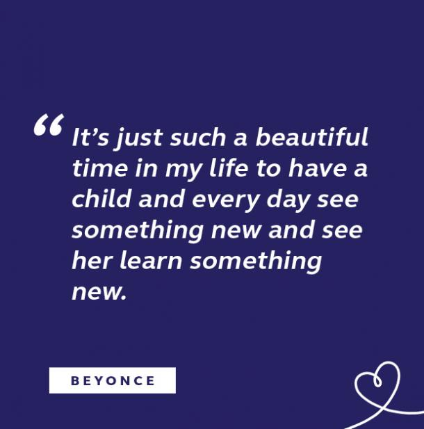 Beyonce quote about family