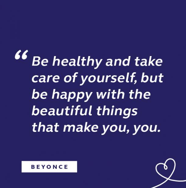 Beyonce quote about loving yourself