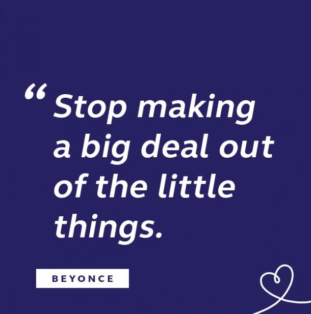Beyonce quote about life