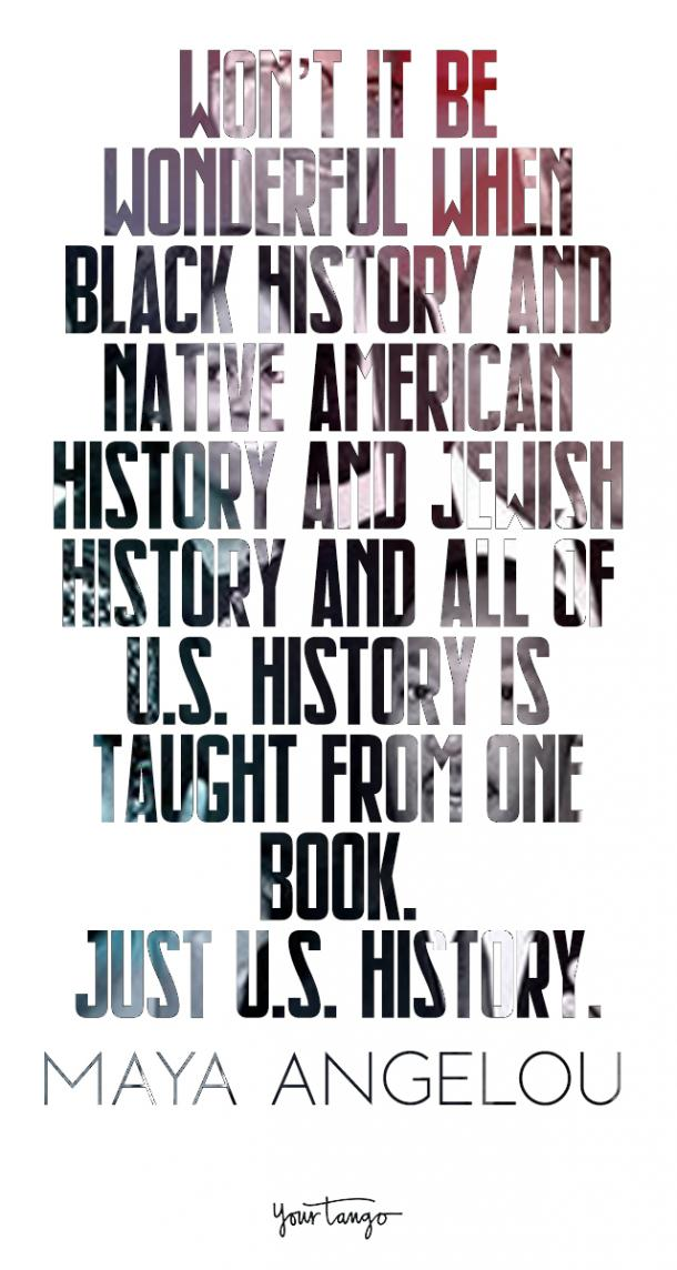 Inspirational Quotes About Black History Month