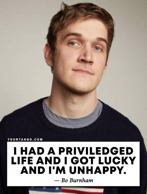 Best Bo Burnham Quotes Funny Jokes From Comedy Shows On Netflix