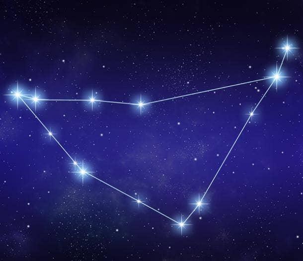 Capricorn constellation Capricornus capricorn symbol