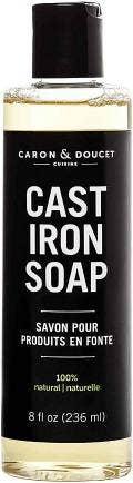 Caron & Doucet Cast Iron Cleaning Soap